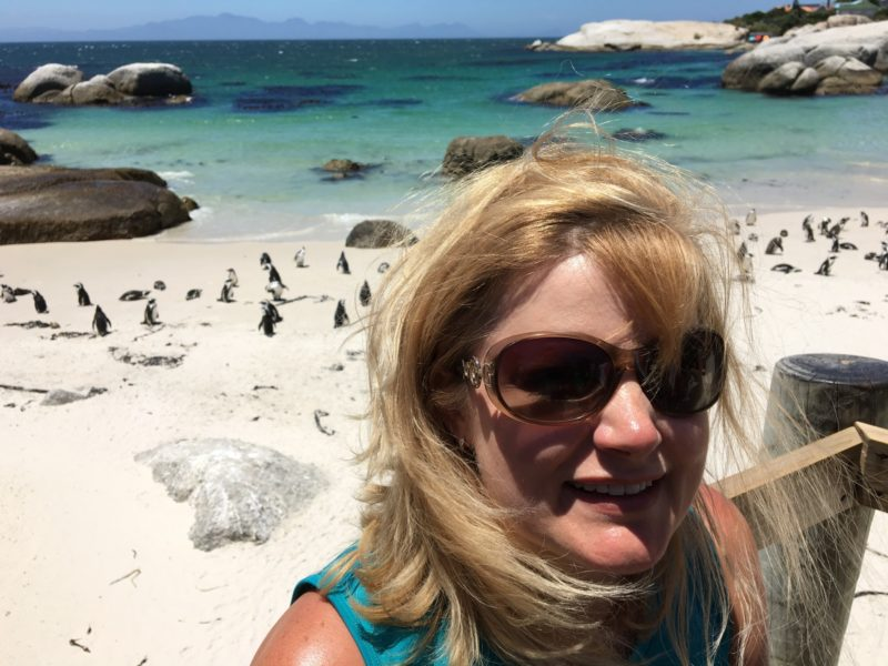 Charmaine Du Plooy, Safari Consultant & Meeting Planner