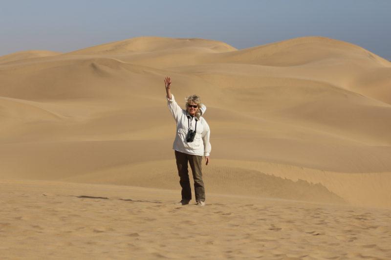 Vyvienne Stumbles, Senior Safari Consultant