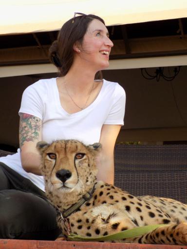Seraphina Gordon, Safari Consultant & Meeting Planner
